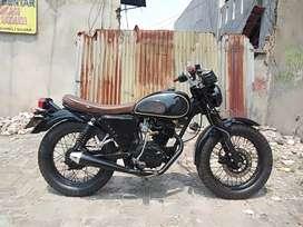 Japstyle Megapro Old Custom W175