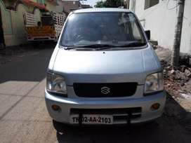 Wagon R with good condition. FC and Insurance Available