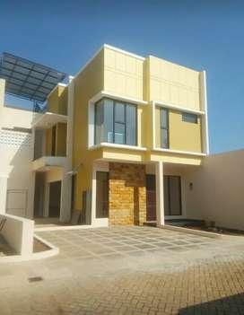 Rumah Mewah LT. 160 Modern Home akses Tol Brigif Desari