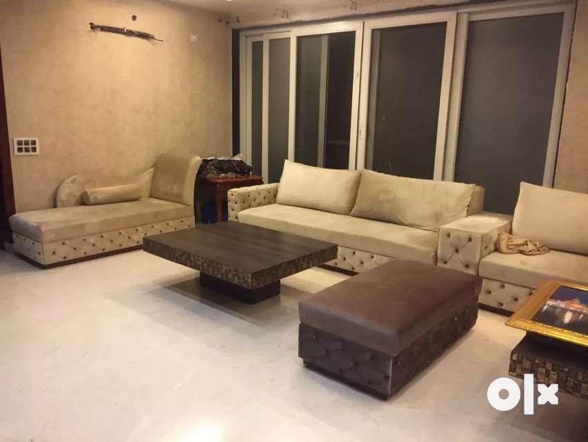 4bhk full furnished flat 0