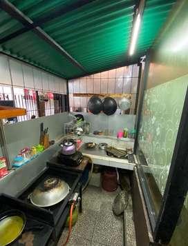 Oper alih usaha restoran / rumah makan