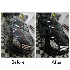 Car Glass/Ceramic coating Home service available