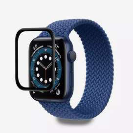 Apple Watch 3D Screen Protector Tempered Glass 44mm  COD avail