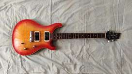 Electric guitar for sale- Harley Benton CST 24 with gig bag