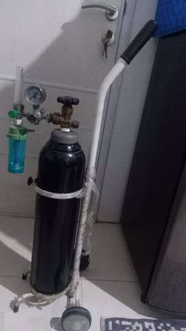 Tabung Oksigen 1m3 Fullset