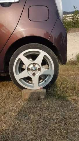 Original Toms rims by RAYS Engineering