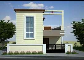 Near hanspal nh to 4 km duplex/triplex project any diteles call me