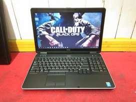"""Dell E6540 Laptop CORE i5 4th GEN 4gb/500gb 15.6"""" Rs.16000"""