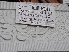 A+ Tuition (something that your child deserves)