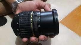 TAMRON 17-50 F 2,8 for Nikon