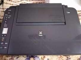 COANON printer 100•/• working. In ok condition