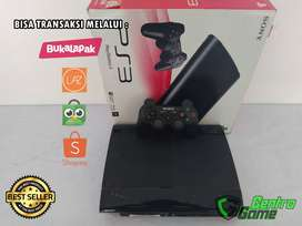 Playstation3 Superslim 160GB Full Game Siap Main + PES2020 Patch
