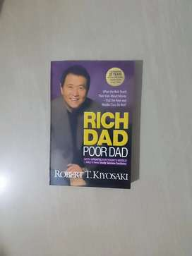 Rich Dad Poor Dad by Robert T Kiyosaki