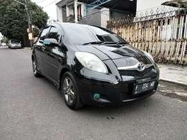 Yaris S 1,5 manual 2011 hitam muanis siap pakai