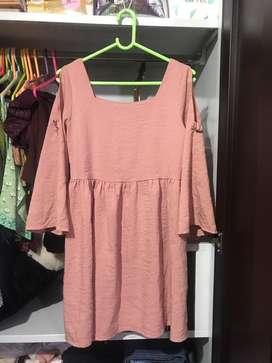 Lication - dimapur( Pink Dress )