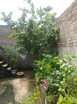 Plot with devlopment wall with coulam hight 9fit