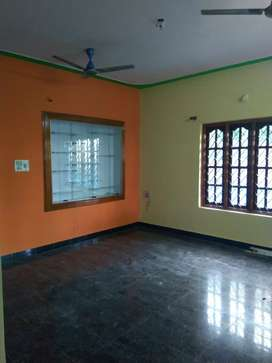 3Bhk Ground Floor House For Rent In HBR Layout