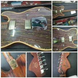 Fender telecaster boutiq limited edition