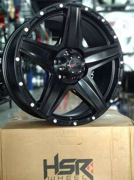 VELG MOBIL RACING RING 18X8 PCD 5X114 HSR