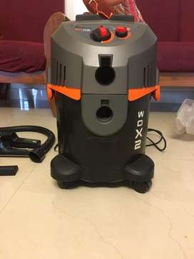 Eureka forbes wet &dry vacuum cleaner WD X2
