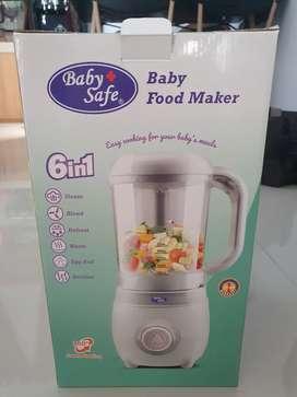 Baby food maker all in (alat masak bayi) baby safe