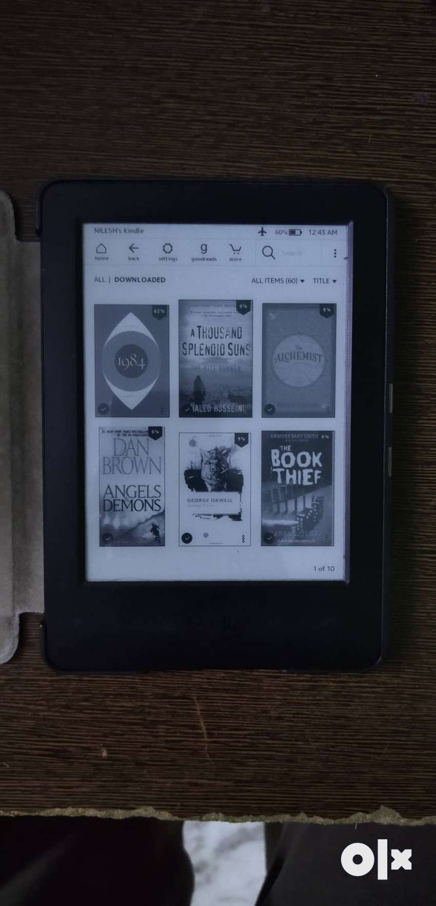Kindle 7th Generation 0