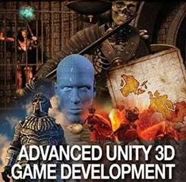 Unity 3D Game development course at your home, Pubgy Game Developer