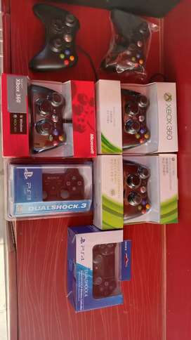 Controllers available