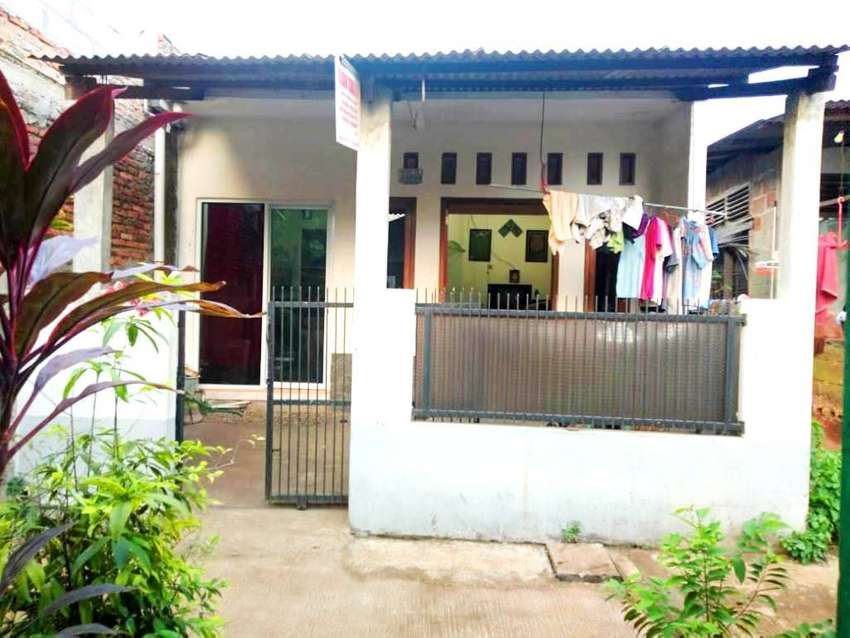 Dijual Rumah Kampung Di Pekopen Tambun Selatan, Bekasi 0