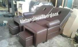 kursi refleksi sofa model guling ada bolongan untuk kepala