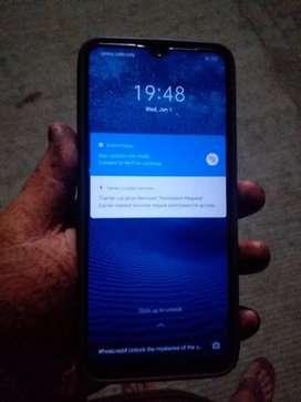 Realme 5i  4/64gb..2 month use good condition ..screen crack only