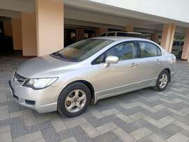 Honda Civic 1.8 V MT, 2007, Petrol