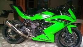 Kawasaki RR Mono 2016 + FREE KNALPOT ORI 4JT