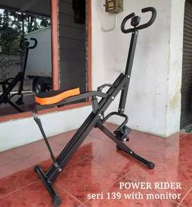 Alat fitnes Power rider squad hit New desain
