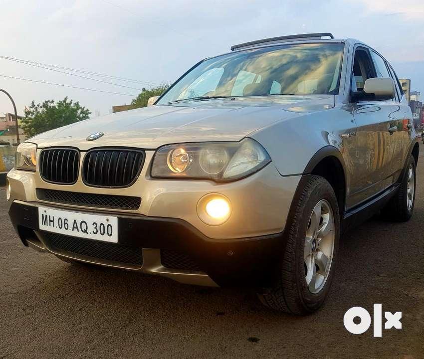 BMW X3 2.5si, 2008, Petrol 0