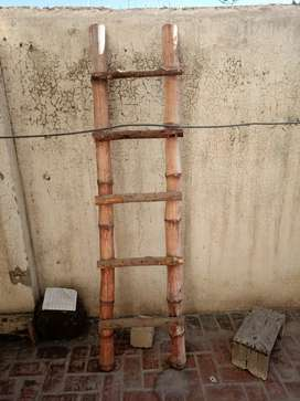 Ladder of bamboo 5 step