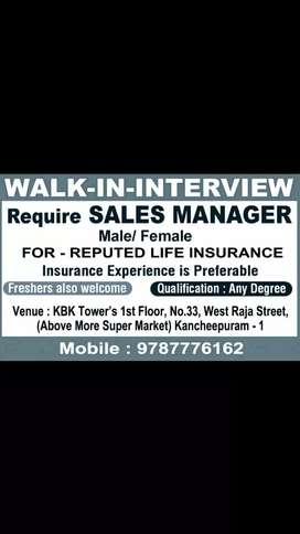 Agency development manager