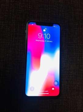 iphone X(64 gb)