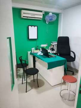 Ground floor for rent.Suitable for clinics,architects,builders etc