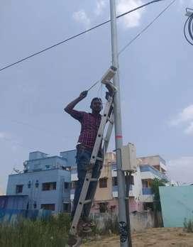 CCTV CAMERA TECHNICiAN Fresh and experience