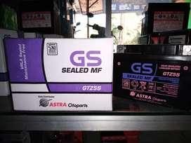 AKI GS GTZ5S MF (KERING) (TT)