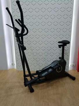 Eleptical bike 2 fungsi ( bisa untuk aerobic) harga grosir
