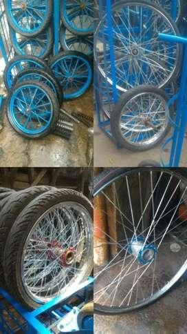 Alat roda gerobak