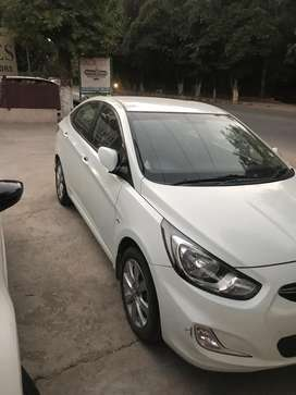 Hyundai Verna 2013 Petrol Good Condition