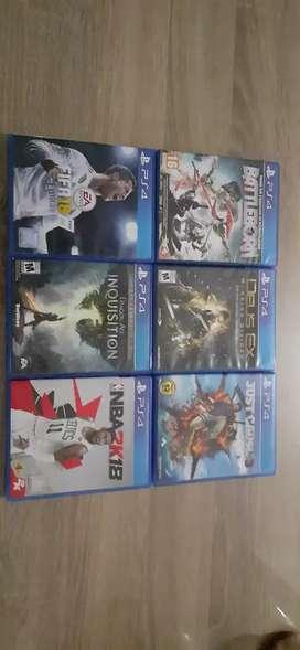 BD Games Kaset PS4 Ori Paket Borongan Murah