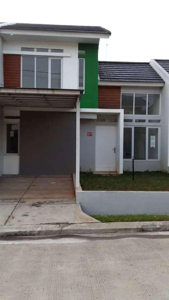 jual murah banget rumah 2 lantai 3 kamar di talaga bestari