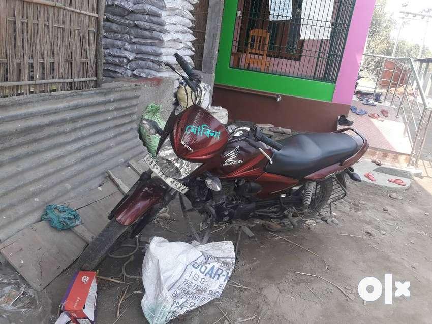 M Rahman Honda shine 0