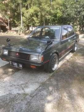 Mitsubishi lancer SL 1982 antik istimeea