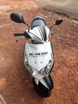 Honda Dio Scooter 2013 Model