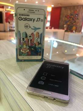 Samsung j7 2016 mulus